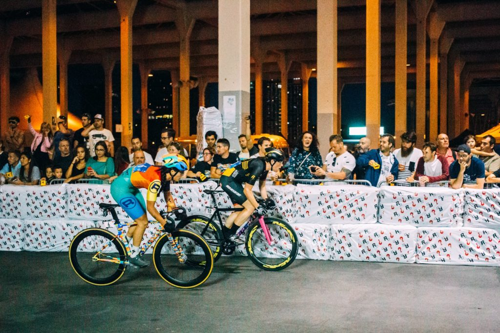 Tanja Erath in semi-final Zwift Academy for a spot in the