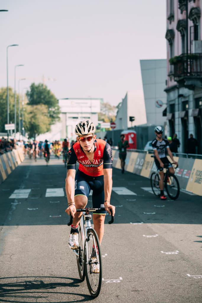 Ivan Cortina: I promised David Trimble in 2013 to race Red