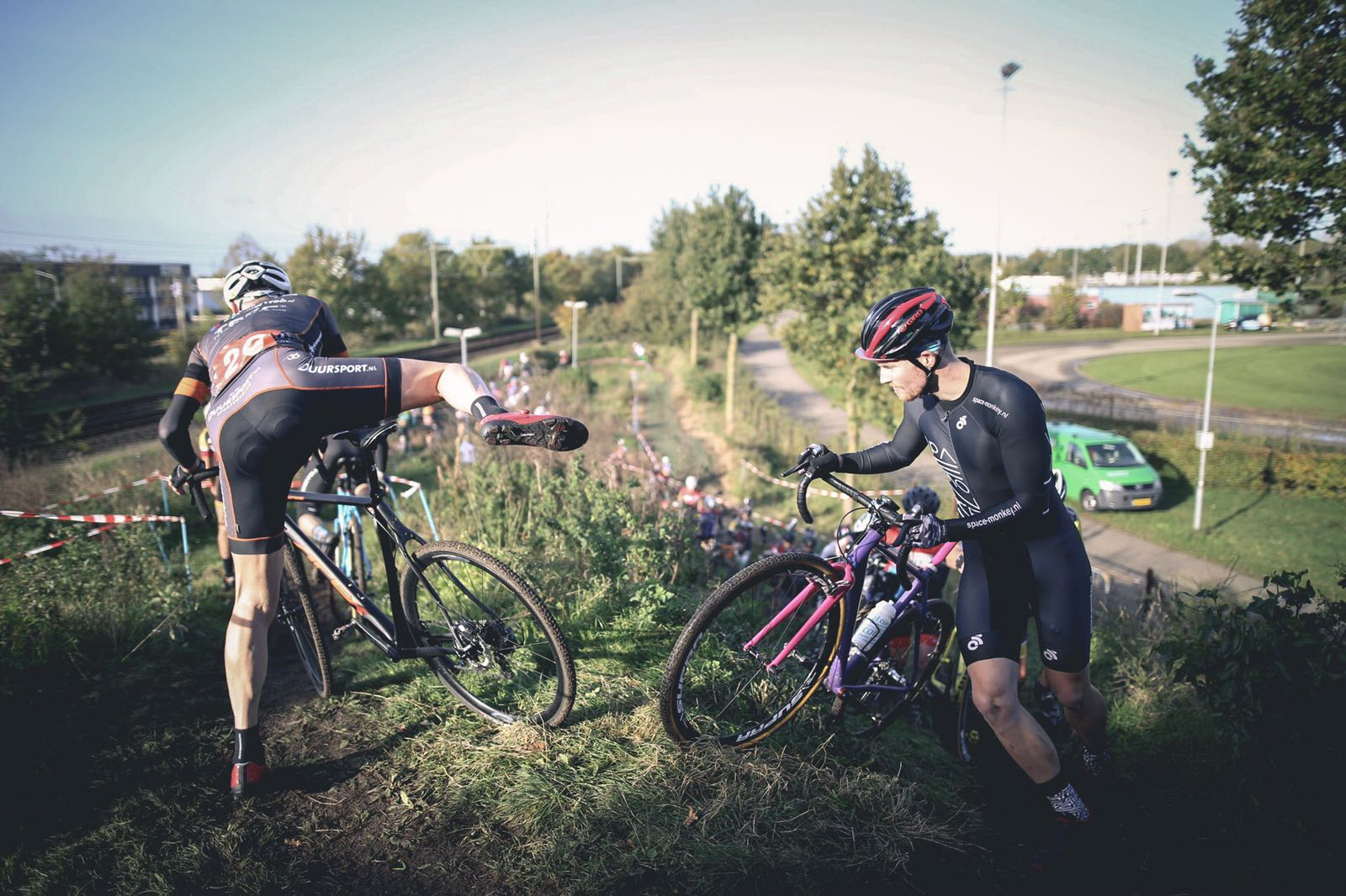 Why cyclocross can be perfect winter training for you