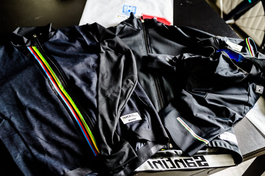 aceefa00 Testing: Santini UCI Rainbow Collection cycling apparel | Fixed Gear ...